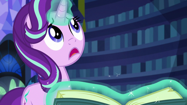 "File:Starlight Glimmer ""they would barely notice it"" S6E21.png"