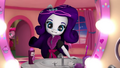 Rarity admiring herself in the mirror EGM3.png
