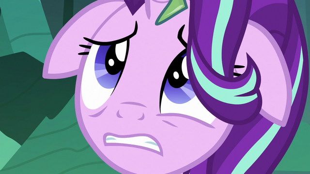 File:Thorax looking up at trapped Mane Six S6E26.png