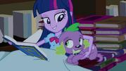 Twilight holding Spike close EG.png