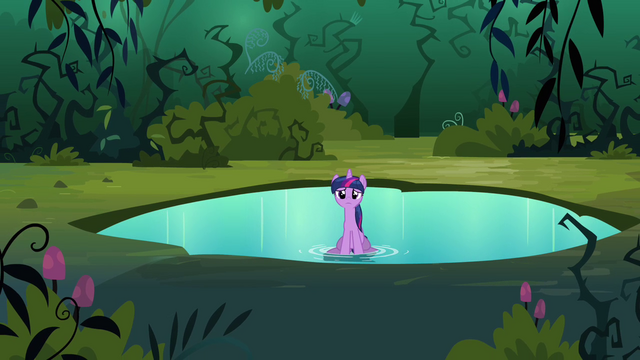File:Twilight on the pond S3E05.png
