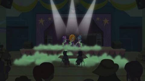 -Italian- Equestria Girls Rainbow Rocks - Under Our Spell -HD-