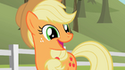 Applejack big smile S02E05