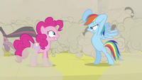 Changeling as Rainbow Dash S2E26