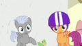 Chipcutter and Scootaloo look at other Crusaders S7E6.png