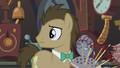 Dr. Hooves hears electrical sound S5E9.png