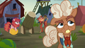 Hooffields listen to Twilight's announcement S5E23.png