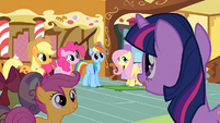 Twilight 'I think you helped' S1E23