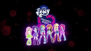 Девочки из Эквестрии игры Дружбы Песни