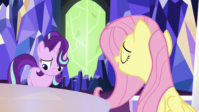 """File:Fluttershy """"they'd be happy to see you"""" S6E25.png"""