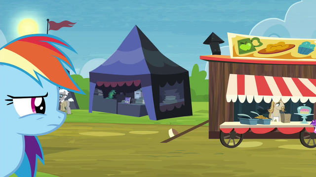 File:Rainbow Dash looks toward burger stand S4E22.png