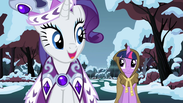 "File:Rarity ""Don't you agree?"" S2E11.png"