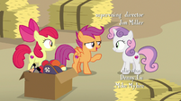 "Scootaloo ""I really wanna go undercover"" S7E8"