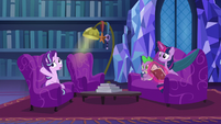 """Starlight """"she decides to cast a spell to get rid of it altogether"""" S06E08"""