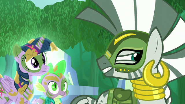 "File:Zecora ""but let's not talk here"" S5E26.png"