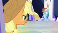 Applejack snaps at Rainbow Dash S6E25.png