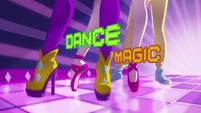 Dance Magic title card EGS1