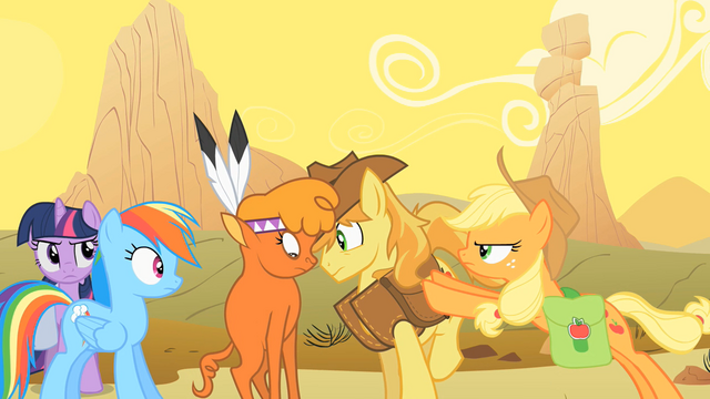 File:Little Strongheart and Braeburn Forced Meeting S1E21.png