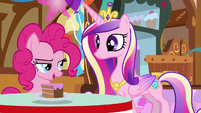 "Pinkie Pie ""piece of cake!"" S5E19"