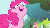Pinkie Pie 'be way better than you' S4E14