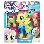 My Little Pony The Movie Fashion Style Fluttershy packaging