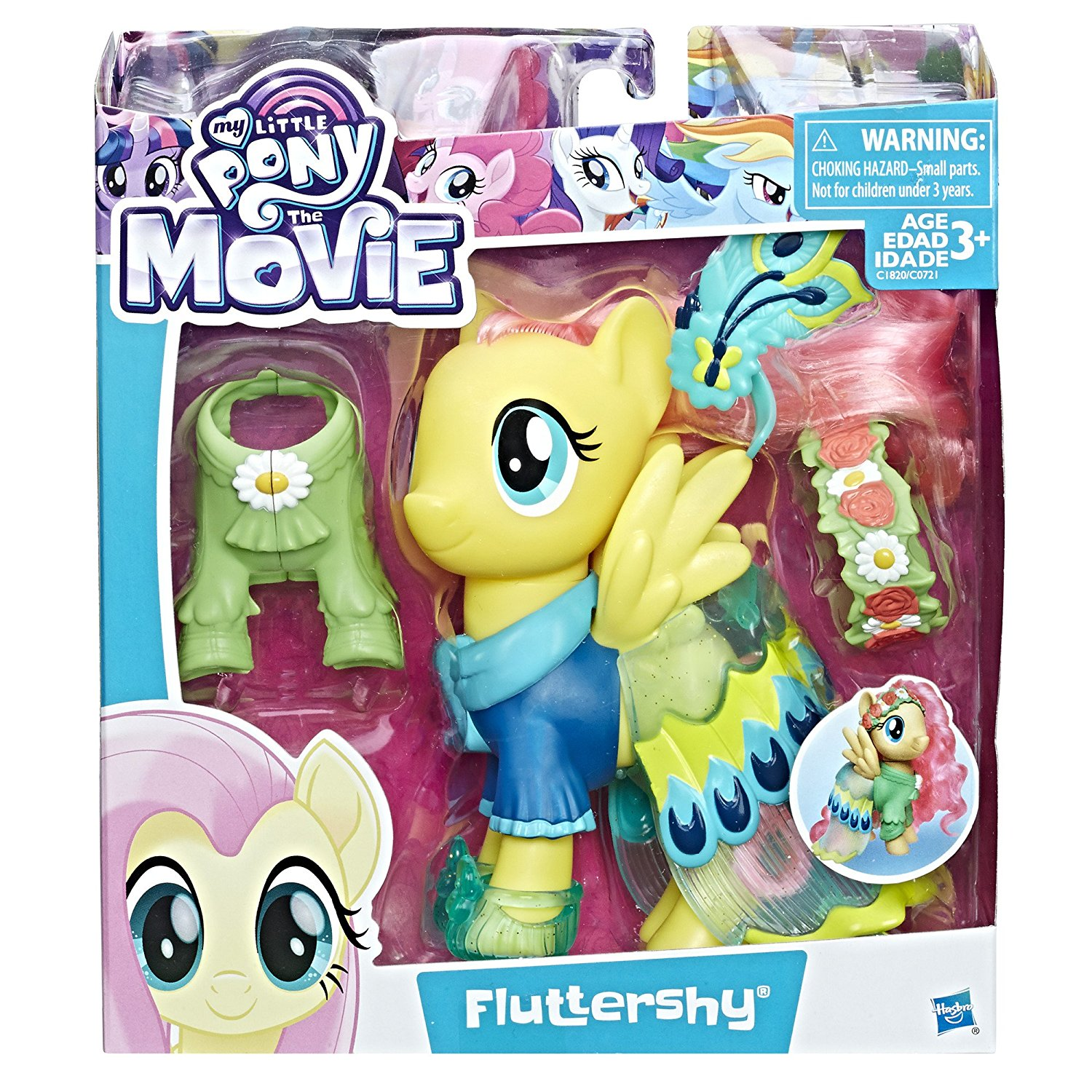 Image My Little Pony The Movie Fashion Style Fluttershy My Little Pony