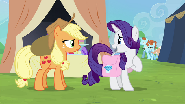 """File:Rarity """"she'll definitely be able to get it"""" S4E22.png"""