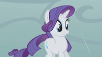 Rarity running S01E08