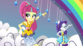 Sour Sweet and Rarity disco-dancing EGS1.png