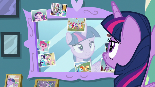 File:Twilight Sparkle looking at her mirror S7E1.png