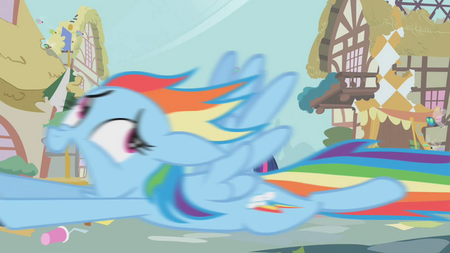 File:Rainbow Dash screaming for her life S1E10.png