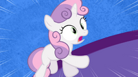 Sweetie Belle galloping S4E19