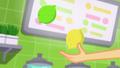 Applejack juggling a lemon and lime SS9.png