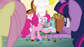 Pinkie Pie making some rock candy S4E18.png