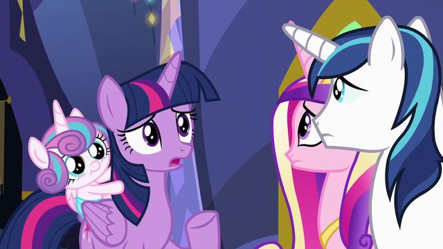 "File:Twilight Sparkle ""Flurry got into some mischief"" S7E3.png"