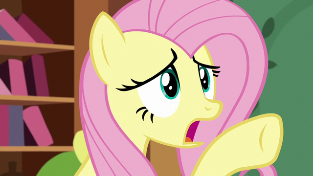 File:Fluttershy super-worried about Angel S7E5.png