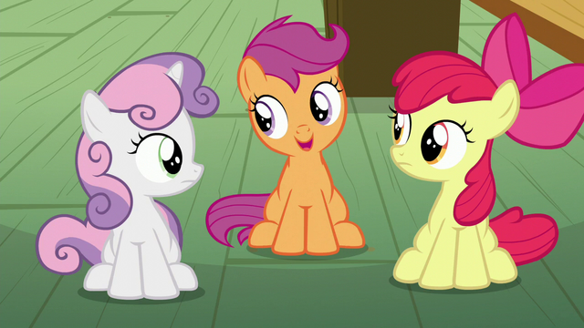 """File:Scootaloo """"that didn't have anything to do with getting a cutie mark"""" S6E4.png"""