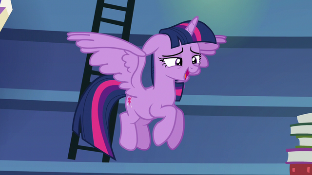 """File:Twilight """"such a thing as too much studying"""" S6E21.png"""