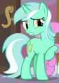 Lyra cringing S2E25.png