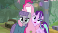 Pinkie appears between Starlight and Maud once more S7E4.png