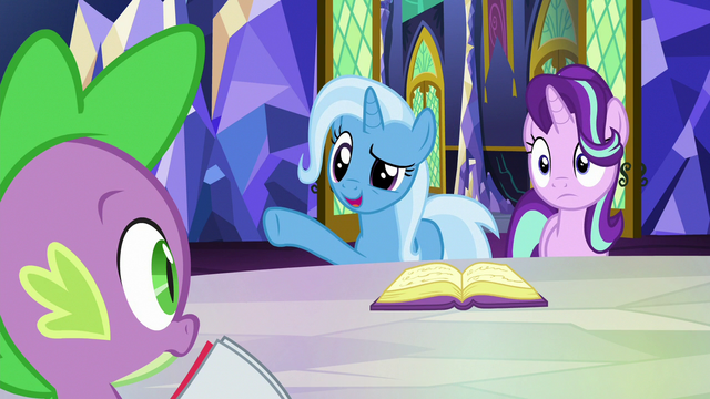 File:Trixie volunteers Spike to try teleporting on S7E2.png