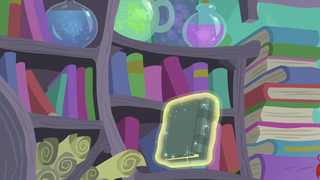 File:Book being levitated out of the shelf S6E2.png