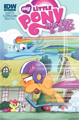 File:Comic issue 16 Hot Topic cover.png