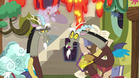 """Discord """"doesn't want to be friends anymore"""" S7E12"""