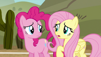 "Fluttershy ""we've been playing just awful"" S6E18"