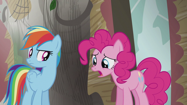 """File:Pinkie """"Who would want to record a history that sad?"""" S5E8.png"""