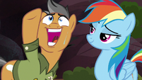 "Quibble Pants ""and the flying...!"" S6E13"