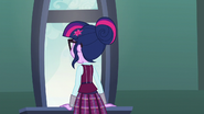 Sci-Twi standing at the window EG3