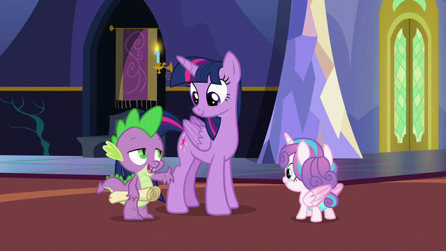 """File:Spike """"that was pretty adorable"""" S7E3.png"""