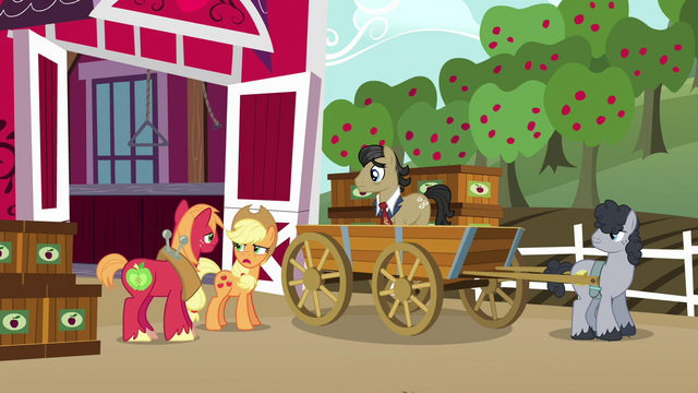 """File:Applejack """"we know exactly whose fault it was"""" S6E23.png"""
